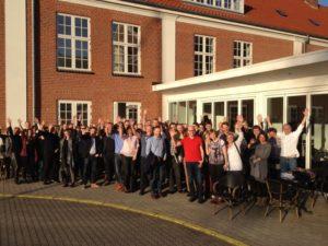 Deltagere årsmødet 2014